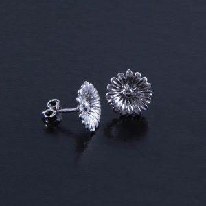 cercei mici din argint