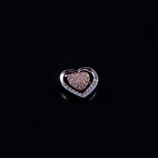 pandantive argint inima
