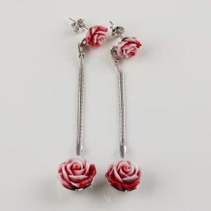 cercei trandafir