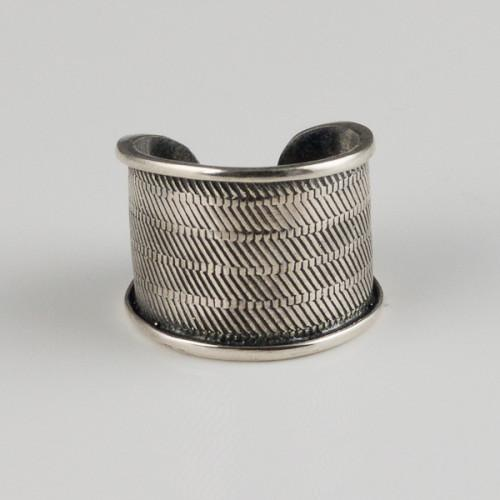 Inel lat argint – REGLABIL