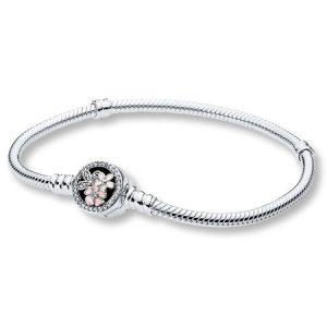 Bratara tip Pandora din argint