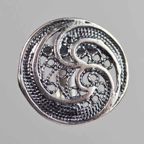 Cercei argint filigran