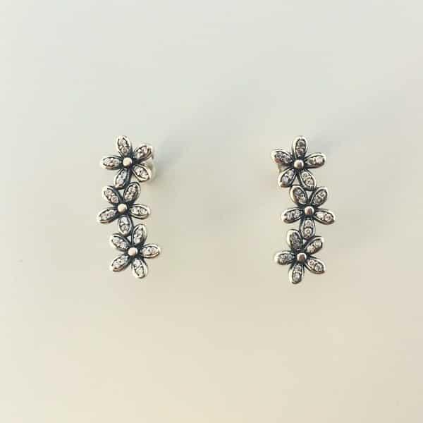 Cercei argint Pandora