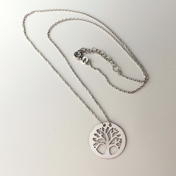 Colier Tree of Life