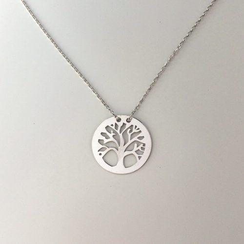 Colier Tree of Life argint