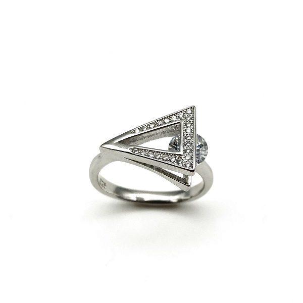 Inel minimal argint