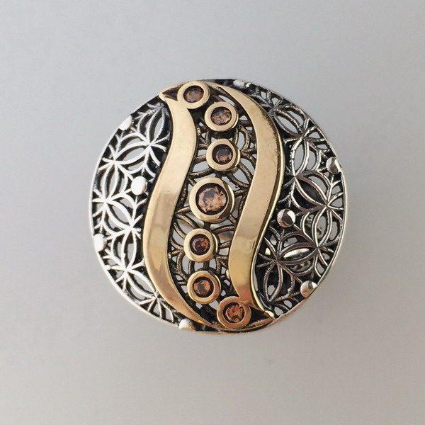 Inel vintage argint