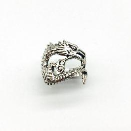 Inel Dragon argint