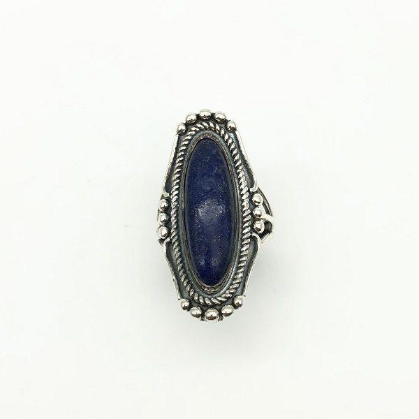 Inel Lapis Lazuli argint
